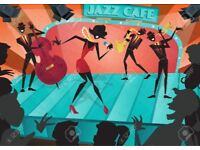 JAZZ/R&B MUSICIANS WANTED IN LONDON