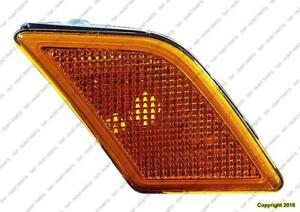 Side Marker Lamp Driver Side High Quality Mercedes C-Class 2008-2011
