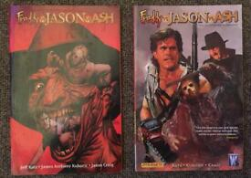 Freddy vs Jason vs Ash (Jeff Katz, James Kuhoric and Jason Craig) Full Book(s) Part 1&2
