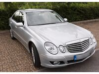 Estate Car Wanted in Exchange for Mercedes Benz E-Class E280 CDi A Diesel 2009 FSH Superb Condition
