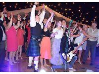 November 2017 Live Wedding Band Available