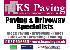KS Paving Ltd: Block Paving Labourer