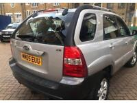 2005 KIA SPORTAGE DIESEL AUTOMATIC 2.0 ONLY £1500