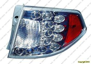 Tail Lamp Passenger Side Wagon High Quality Subaru Impreza 2008-2013
