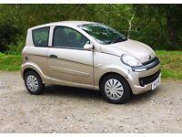 Microcar M-Go SE CVT 0.5 Auto 2012