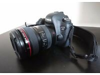 CANON EOS 6D DSLR with 24-105mm Lens (+extras)