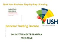 Get General Trade License In Just One Call