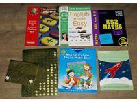 5 School Workbooks