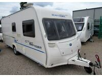 BAILEY RANGER GT 60 520/4 2009 WITH FIXED BED