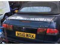 Saab 900 se convertible for sale