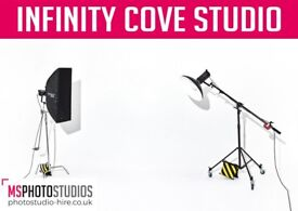 Photography Photo Studio Hire Rental Rent Shared / Infinity Wall / Commercial eCommerce