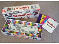 Reminiscing Board Game 1960s - 1990s