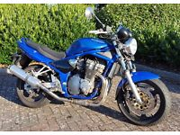 Suzuki GSF600 2005,K4, Bandit. Nationwide delivery possible,