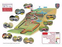 Harewood Hillclimb Track day ticket own car drive