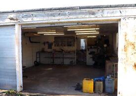 Motorbike Garage / Workshop for Rent