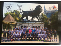 Signed Photograph of Reading Football Club Players 2016/2017