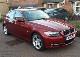 BMW 318d E90 exclusive edition, £30 tax with excellent condition