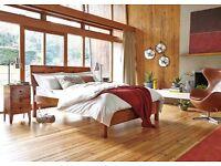 Super king size bed frame.
