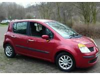 renault modus 1.4 petrol 5 door low miles nice clean car bargain 74 5o,n,o come and have a look