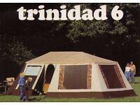1-2-trio Trinidad 6 frame tent