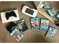 BACK AVAILABLE: Nintendo Wii U + Zelda + Mario Kart + Super Smash Bros + Call Of Duty + 3 Remotes