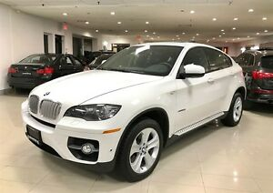 2012 BMW X6 50i|1 OWNER|NO ACCIDENT|NAVI|CAMERA|ASST PKG