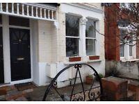 Very pleasant two bedroom garden flat