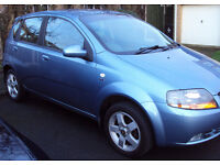 Chevrolet Kalos 1.4 SX 5dr LOW MILEAGE/IMMACULATE/FSH