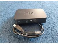 Sky TV wireless adaptor.
