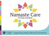 Newham Namaste Care Volunteers Wanted