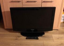 SAMSUNG 32 INCH HD TV + LIGHT UP REMOTE! BARGAIN!