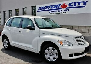 2009 Chrysler PT Cruiser LX Limited, auto, local trade