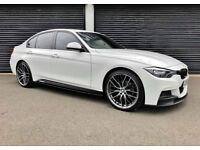 2014 BMW 320D M SPORT AUTO *M PERFORMANCE KIT* NOT 318D 330D AUDI A3 A4 A5 A6 S LINE VW JETTA PASSAT