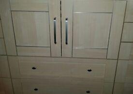 Tallboy bedroom unit
