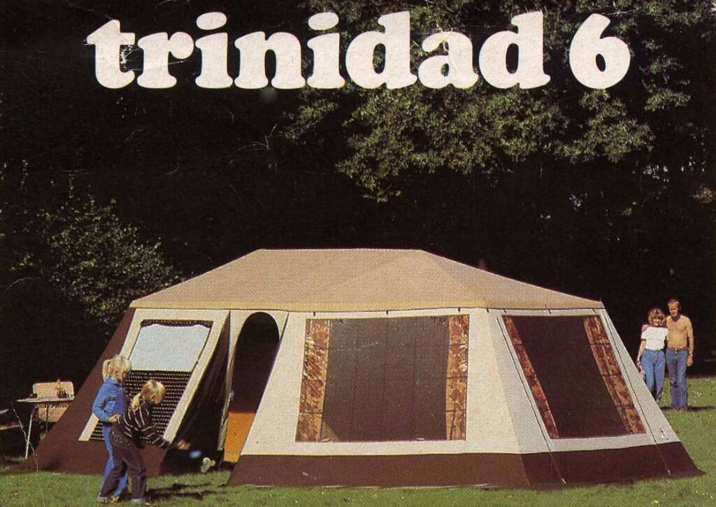 1-2-trio Trinidad 6 frame tent & 1-2-trio Trinidad 6 frame tent | in Sheffield South Yorkshire ...