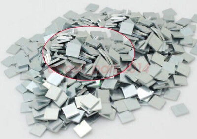 Square N35sh 5 X 5 X 0.8 Mm Temperature150 Strong Ndfeb Ultra-thin Magnets