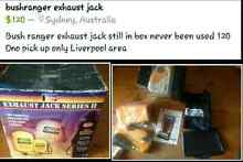 exhaust Jack Heckenberg Liverpool Area Preview