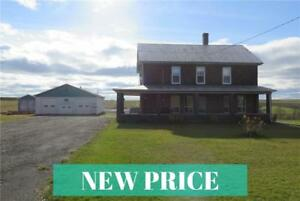 485 Price Road Dsl De Drummond, New Brunswick