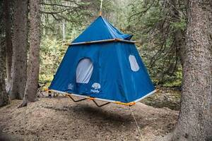 Unique Camping Tree Tent Off The Ground Similar to Roof Top Carina Brisbane South East Preview
