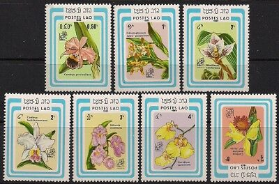 Laos Stamp - Orchids Stamp - NH