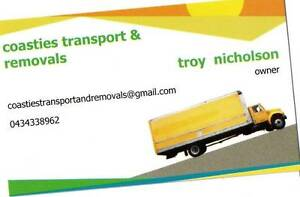 coasties transport and  removals Deception Bay Caboolture Area Preview