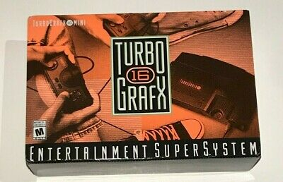TurboGrafx-16 mini Entertainment Super System