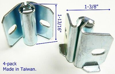 Oajen Caster Socket For 716 Diameter Grip Ring Stem Welding Inside Corner
