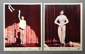 1962 Natalie Wood Gypsy Rose Lee British Front Of The House Lobby Cards