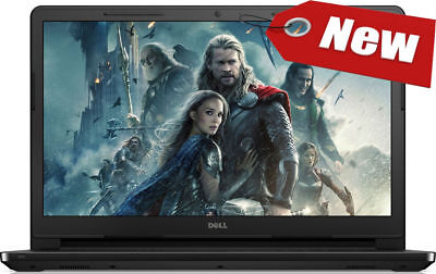"NEW! DELL 15.6"" Full-HD Intel Core i5-7200U 3.10GHz 8GB 1TB DVD+RW Win10 Laptop"