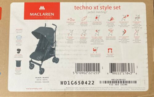 Maclaren Baby Globetrotter Lightweight Reclining Single Stroller Cardinal 2018