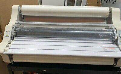Gbc Heatseal H800 Pro-r 27 Photo Quality Roll Laminator