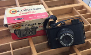 "Orion Camera ""Simplicite"" with box"