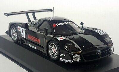 Kyosho 1/43 Scale 03331A Nissan R390 GT1 Pre-Qualifications Le Mans 1997 21