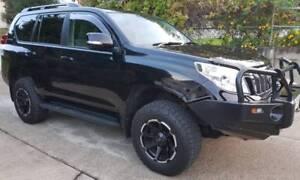 2013 Toyota Prado GXL Turbo Diesel